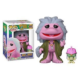 Pop! Television Fraggle Rock Vinyl Figure Mokey with Doozer #522
