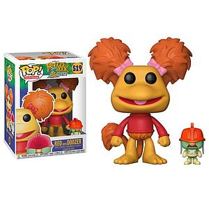 Pop! Television Fraggle Rock Vinyl Figure Red with Doozer #519