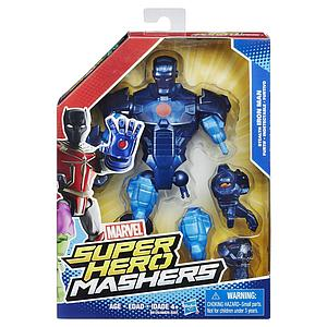 "Marvel Super Hero Mashers 6"" Action Figure Stealth Iron Man"