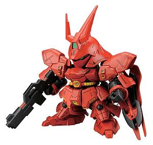 Gundam SD BB #382 Model Kit: Sazabi
