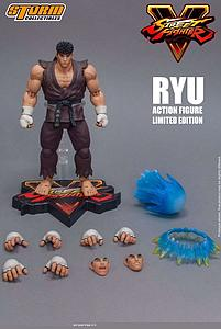 Ryu (Brown Variant)