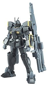 Gundam High Grade Build Fighters 1/144 Scale Model Kit: #061 Gundam Lightning Black Warrior