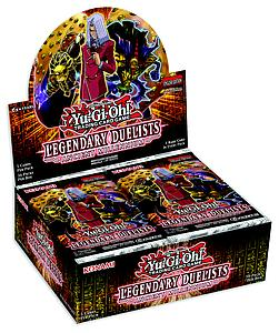 Yugioh Trading Card Game: Legendary Duelists - Ancient Millenium Booster Box