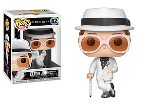 Pop! Rocks Vinyl Figure Elton John (Greatest Hit) #62
