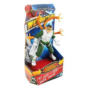 "The Amazing Spider-Man Web Battlers 6"" Action Figure Doc Ock"