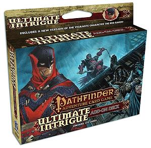 Pathfinder Adventure Card Game: Ultimate Intrigue Add-On Deck