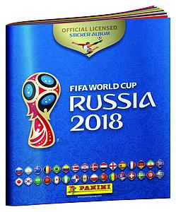 2018 World Cup Soccer - Sticker Album