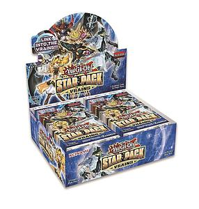 Yugioh Trading Card Game: Star Pack VRAINS Booster Box