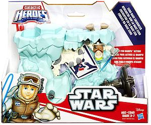 Star Wars Galactic Heroes Echo Base Encounter Playset
