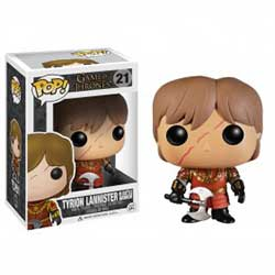 Pop! Television Game of Thrones Vinyl Figure Tyrion Lannister with Battle Armor #21