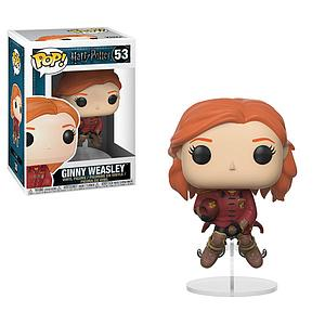 Pop! Harry Potter Vinyl Figure Ginny Weasley (on Broom) #53
