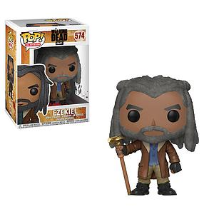 Pop! Television The Walking Dead Vinyl Figure Ezekiel #574
