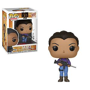 Pop! Television The Walking Dead Vinyl Figure Sasha #577