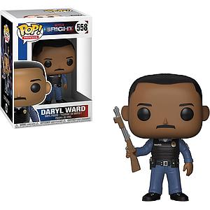 Pop! Movies Bright Vinyl Figure Daryl Ward #558