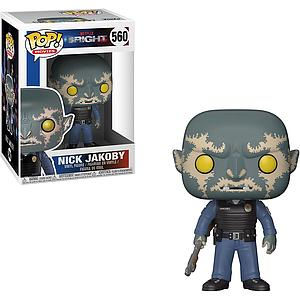 Pop! Movies Bright Vinyl Figure Nick Jakoby #560