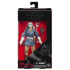 "Star Wars The Black Series 6"" Captain Cassian Andor (EADU)"