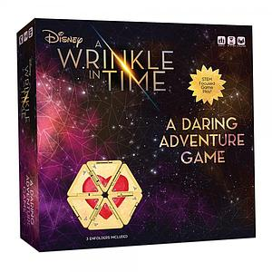 A Wrinkle in Time: A Daring Adventure Game
