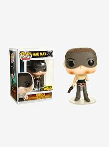 Pop! Movies Mad Max Vinyl Figure Furiosa (Missing Arm) #508 Hot Topic Exclusive