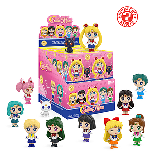 Mystery Minis Blind Box: Sailor Moon (12 Packs)