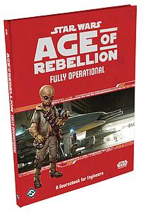 Star Wars: Age Of Rebellion - Fully Operational