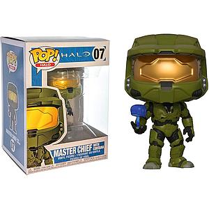 Pop! Games Halo Vinyl Figure Master Chief (with Cortana)
