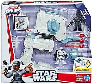 Star Wars Galactic Heroes First Order AT-ST Vehicle