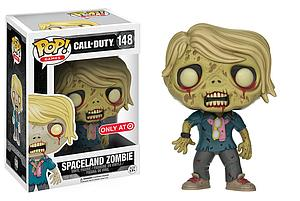 Pop! Games Call of Duty Spaceland Zombie #148 Target Exclusive