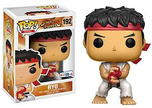 Pop! Games Street Fighter Vinyl Figure Ryu (Special Attack) #192 Toys R Us Exclusive