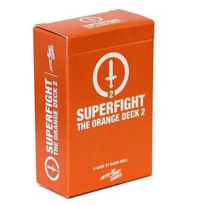 Superfight: Orange Deck 2 - Geek