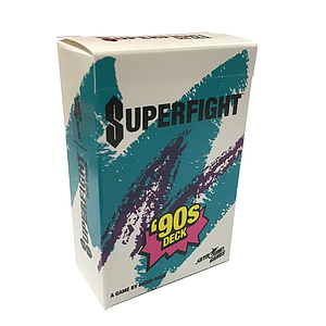 Superfight: The '90s Deck