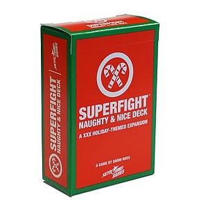 Superfight: The Naughty and Nice Deck