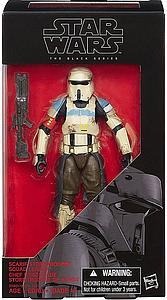 "Star Wars The Black Series 6"" Scarif Stormtrooper Squad Leader"