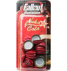Fallout Wasteland Warfare - Nuka-Cola Caps