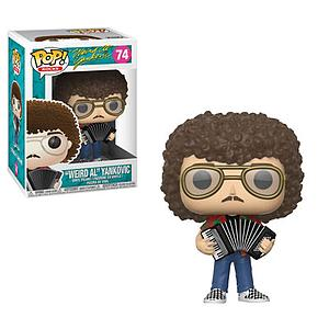 "Pop! Rocks Vinyl Figure ""Weird Al"" Yankovic #74"