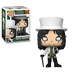 Pop! Rocks Alice Cooper Vinyl Figure Alice Cooper #68