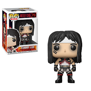 Pop! Rocks Motley Crue Vinyl Figure Tommy Lee #73