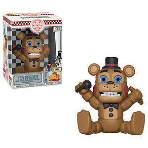 Five Nights at Freddy's Arcade Vinyl: Toy Freddy #01