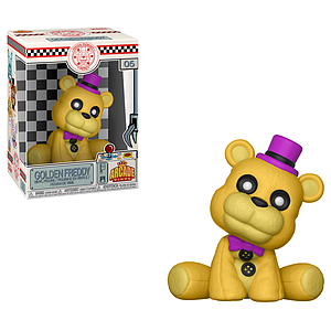 Five Nights at Freddy's Arcade Vinyl: Golden Freddy #05