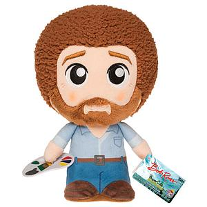 Supercute Plush - Bob Ross