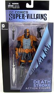 DC Collectibles New 52 Super Villains Deathstroke