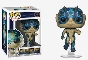 Pop! Movies Shape of Water Vinyl Figure Amphibian Man