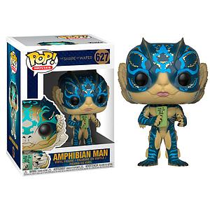 Pop! Movies The Shape of Water Vinyl Figure Amphibian Man with Card #627
