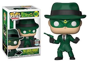 Pop! Television The Green Hornet (1960) Vinyl Figure The Green Hornet #661 Specialty Series Exclusive