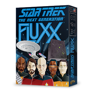 Fluxx: Star Trek The Next Generation
