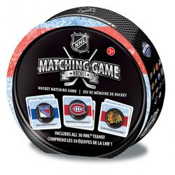 NHL Matching Card Game