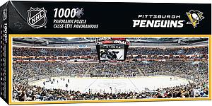 Panoramic Puzzle: NHL Hockey Pittsburgh Penguins