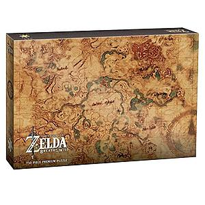 Puzzle: Breath of the Wild Hyrule Map Premium