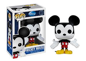 Pop! Disney Vinyl Figure Mickey Mouse #01