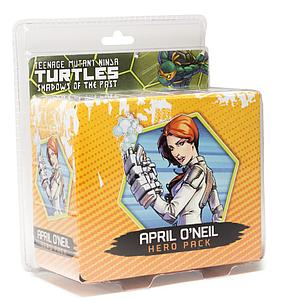 Teenage Mutant Ninja Turtles: Shadows of the Past - April O'Neil Hero Pack