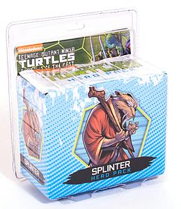 Teenage Mutant Ninja Turtles: Shadows of the Past - Splinter Hero Pack